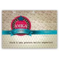 Cartão Mix Amiga estrela