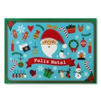 Cartão Mix Natal Coisas de Natal
