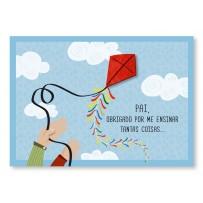 Cartão Mix Pai Pipa