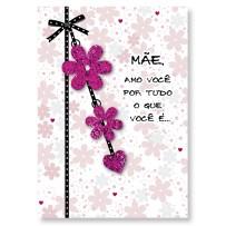 Cartão Artesanal Mãe Correntinha