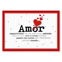 Cartão Mix Amor