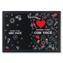 Cartão Mix Com você