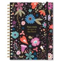 Caderno colegial 200 fls. Fiore