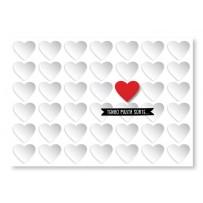 Cartão Mix Romântico Encontrei