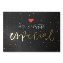 Cartão Essencial Você é especial