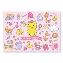Cartão Mix Bebê Fofura menina