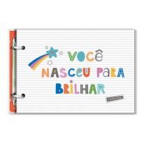Porta-fichas Frases coloridas