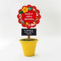 Mini Vaso Você é muito especial